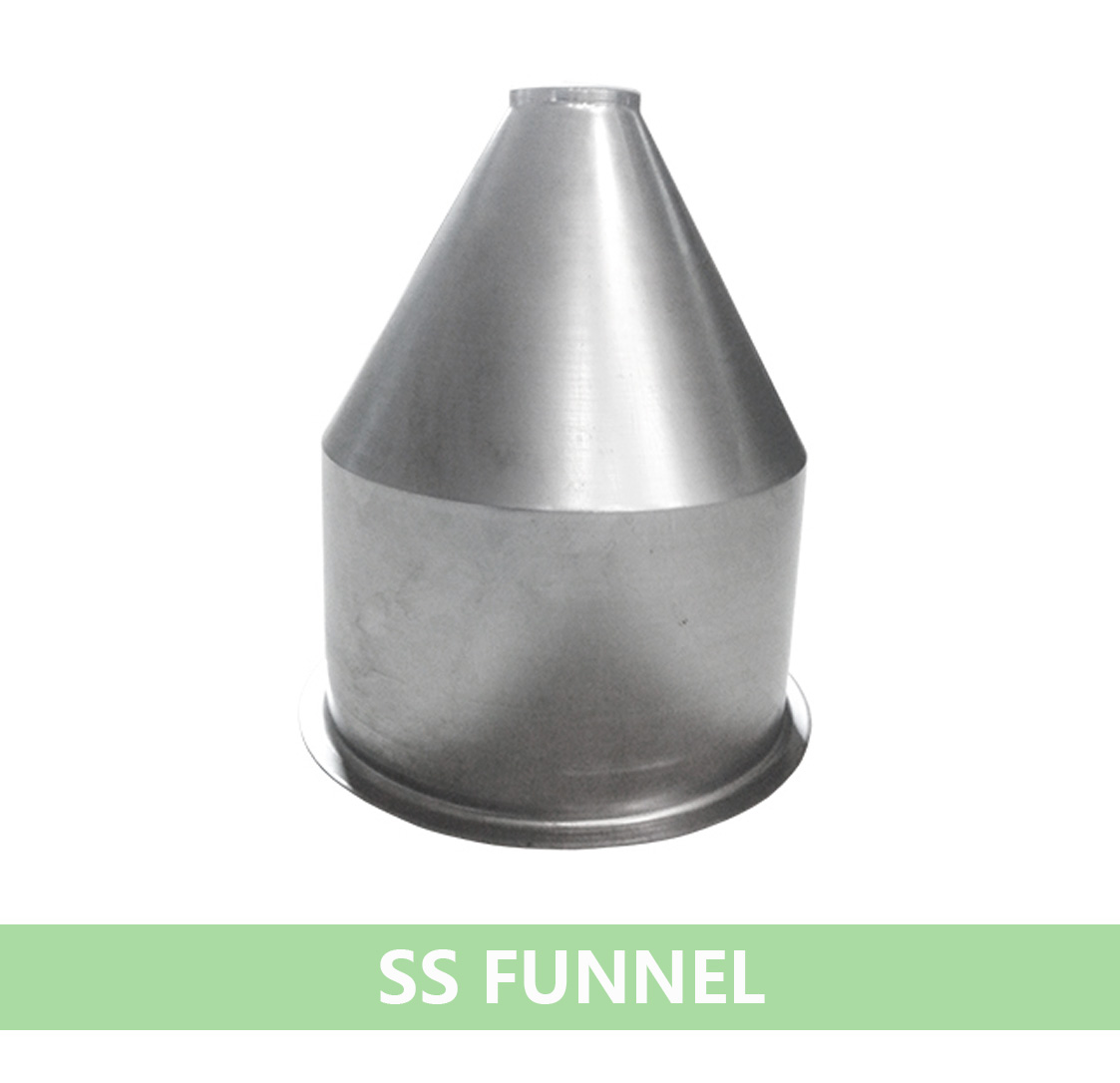 不锈钢漏斗 Stainless Steel Funnel