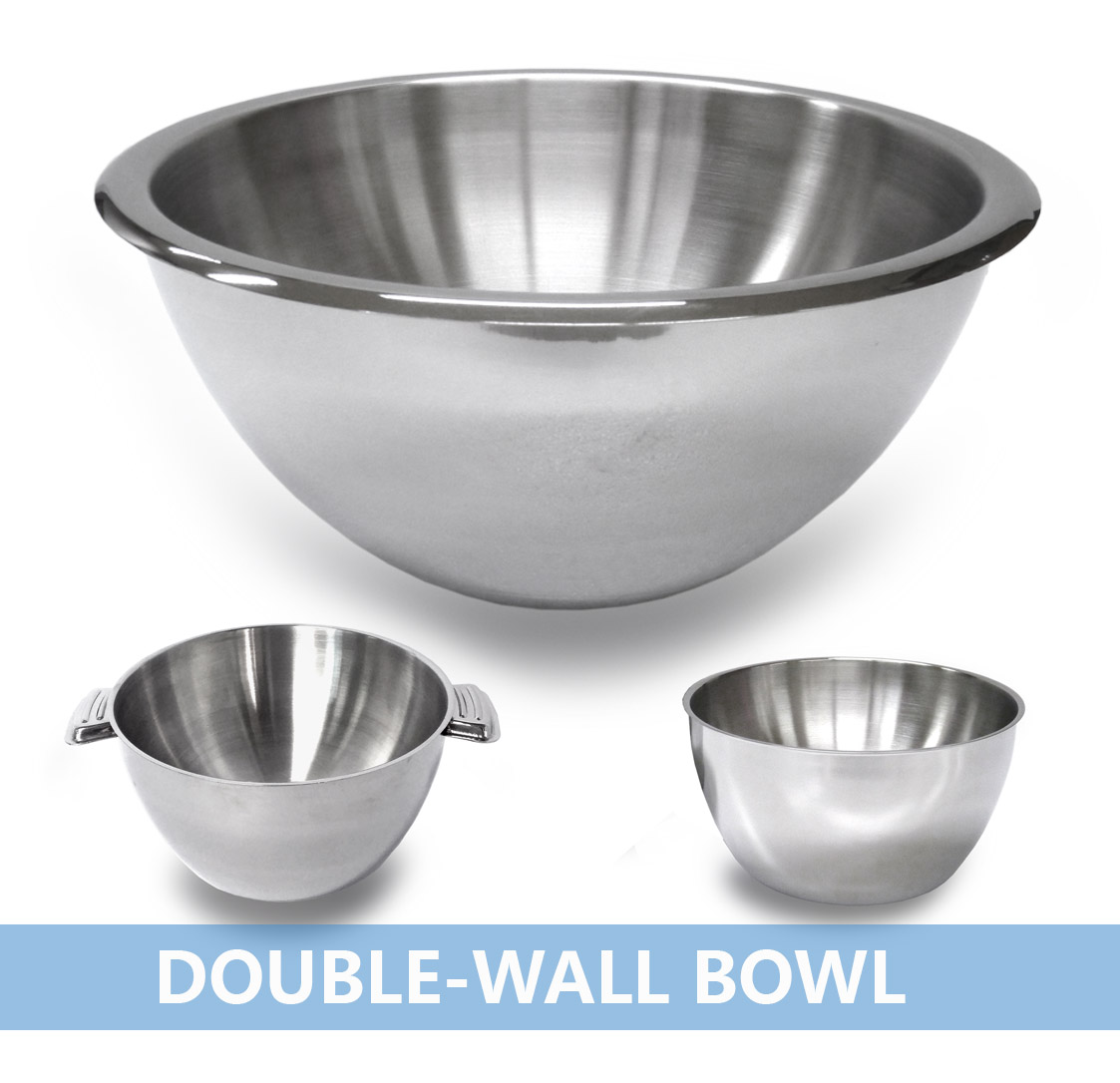 双层煲 Double-Wall Bowl